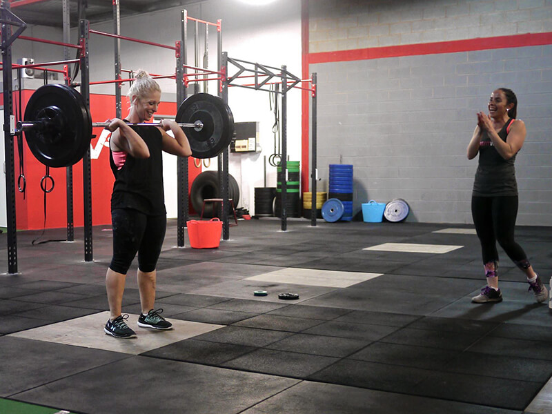 Crossfit Victus - Wagga Crossfit
